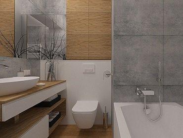 Duże I Małe łazienki
