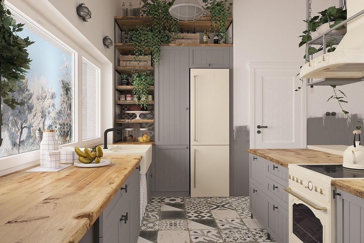 Kuchnia w stylu loft (6)
