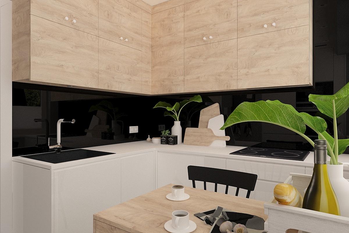 Projekt małej kuchni (3)