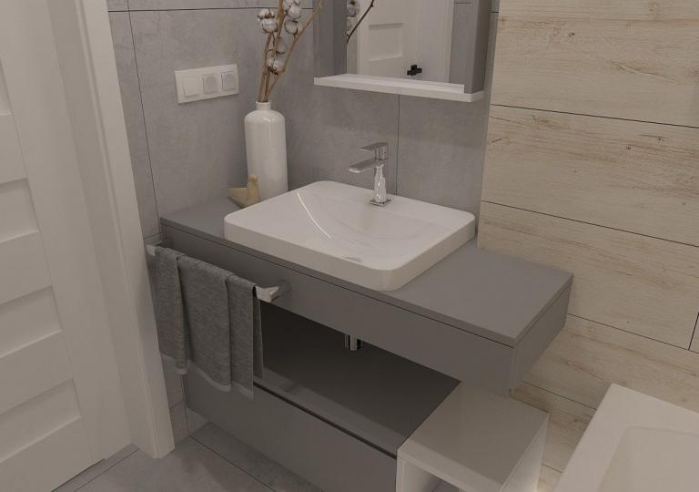 mała łazienka i wc łask (2)
