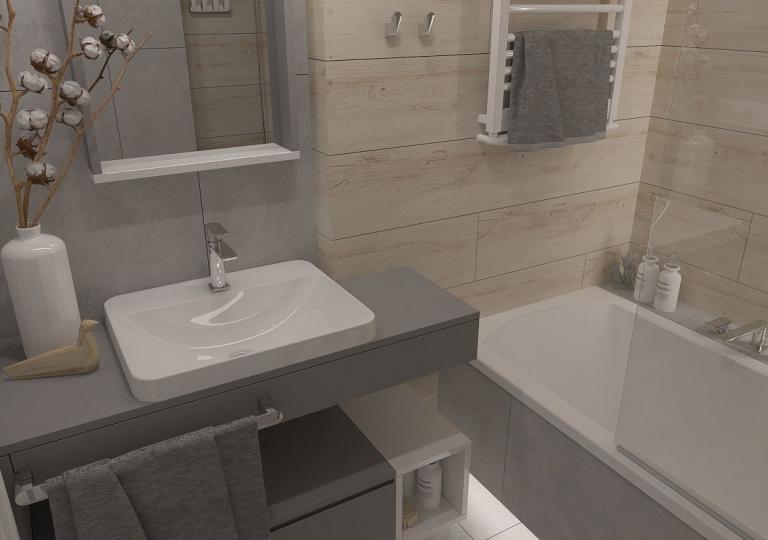 mała łazienka i wc łask (3)