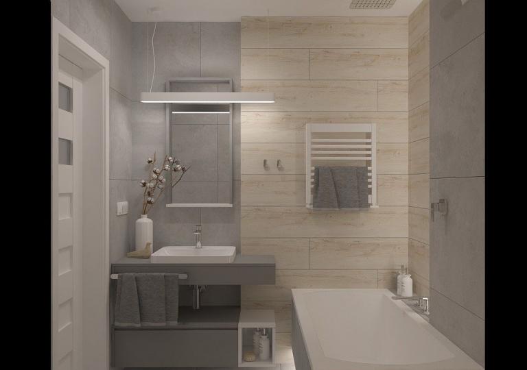mała łazienka i wc łask (5)
