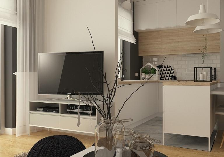 Projekt wnętrza zabudowy szeregowej (7)