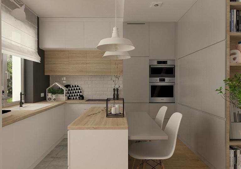 Projekt wnętrza zabudowy szeregowej (9)